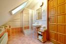 Štýlová chalupa Lisková - Kúpeľňa poschodie