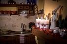 Štýlová chalupa Lisková - kuchynka